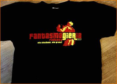 Koszulka Fantasmagierii